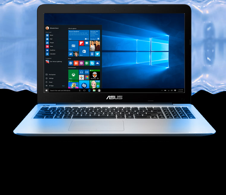 Asus stone - stone 4th generation classic version FL5900 staging i7 ultra-thin notebook computer gam