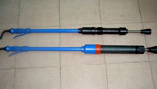 Shandong pneumatic tool manufacturers D6 D9 pneumatic tamping machine tamping machine parts
