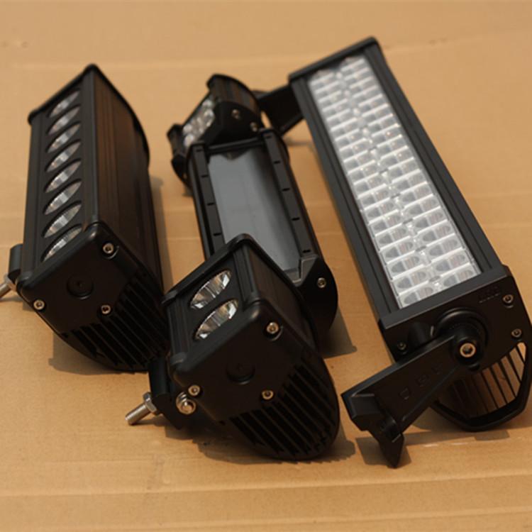Đèn LED thấu kính  LED lamp 120W lamp 120W car strip hot new A double lens lamp direct work