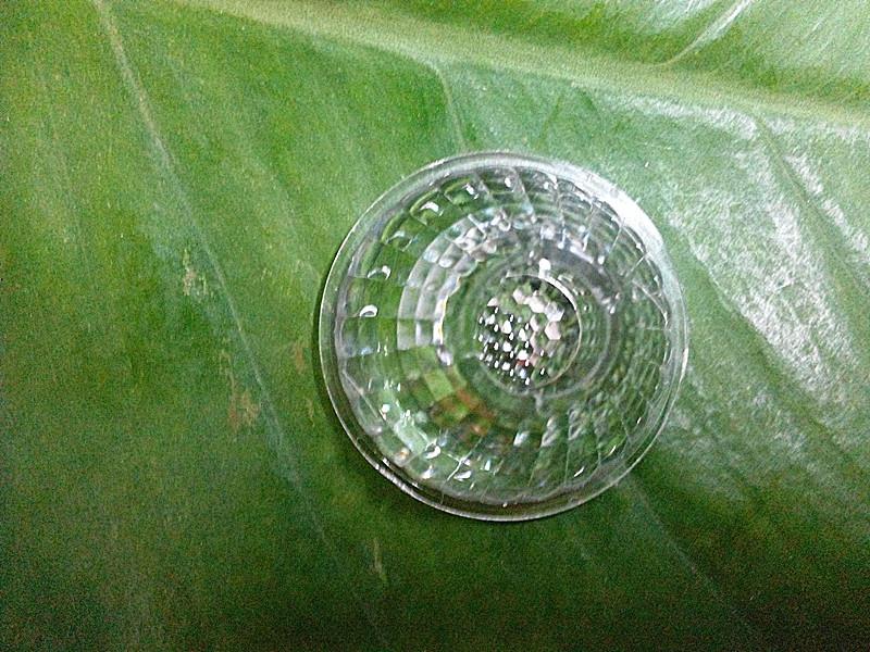 Đèn LED thấu kính  Supply 41.3MM integrated lens, LED lens, cob lens, CITIZEN surface light source