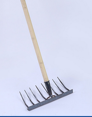 Farm Huai wooden shovel shovel stick wooden shovel shovel durable and long logs stick handle