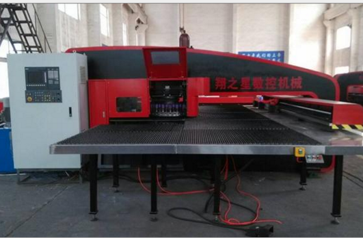 Máy tiện CNC  Qingdao Cheung star as instrument Special CNC turret punch