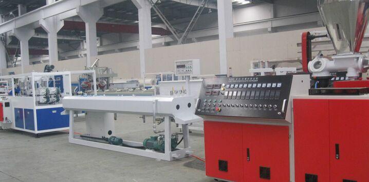 Máy ép nhựa Manufacturers supply single screw granulation unit plastic film plastic recycling granul