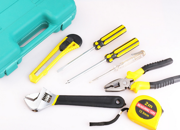 Dụng cụ tổng hợp   Supply Hardware Tools car emergency kit combination sets of 8 Property Insurance