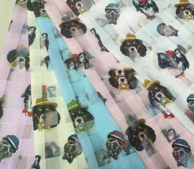 Chuyên cung cấp vải lưới nhiều kiểu mẫu họa tiết
