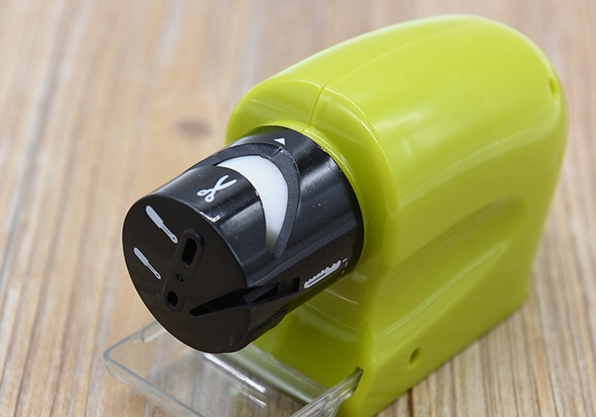 Vật liệu mài mòn Kitchen electric knife sharpener fast multifunction scissors kitchen knife whetston