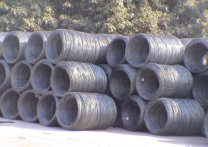 Dây thường  Suzhou steel wholesale steel wire wire plate 6#-12# hot rolled ribbed bar steel