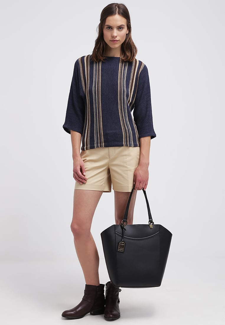 Lauren Ralph Lauren LEXINGTON - Shopping Bag - black