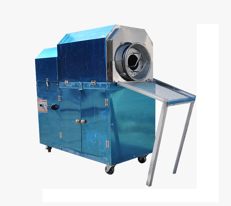 25 type gas flow multifunction Roasting Machine, Chao Lizi machine sesame fried melon seeds machines