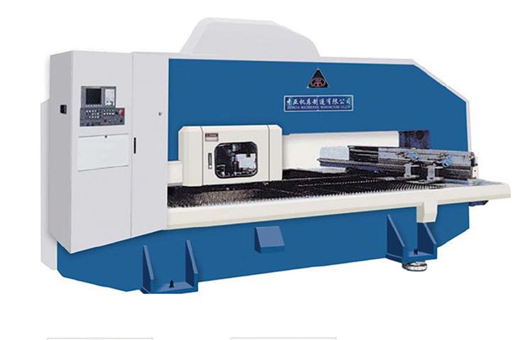 Máy tiện CNC  Supply of CNC punch press hydraulic CNC turret punch press ZYPH constant series CNC t