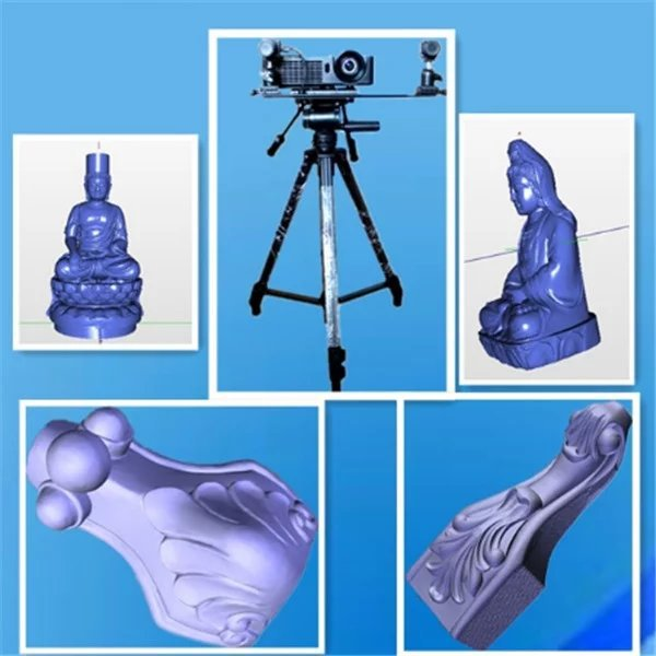 Dung cụ quang học  Three-dimensional scanner optical instrument manufacturers Chun Teng precision la