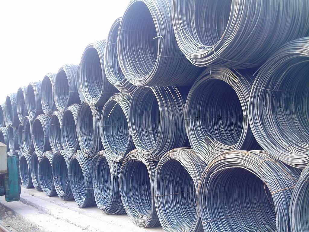 Dây thường  Hebei iron and Steel Group Jiujiang Jiujiang wire wire with the diameter of 10 HPB235