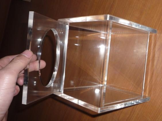 Tấm dẫn sáng  Casting new material Lucite acrylic plastic plate transparent organic glass color ligh