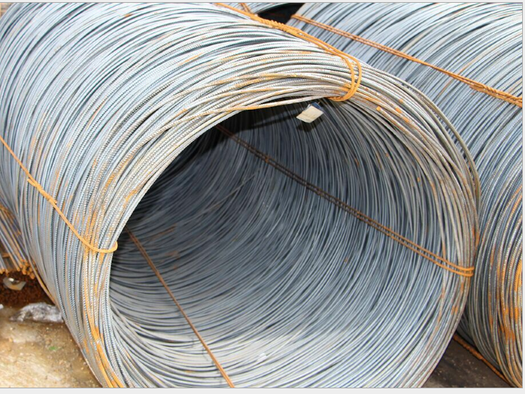 Dây thường  Steel wire wire plate of hot rolled ribbed bar Guangdong Yangjiang steel wholesale proc