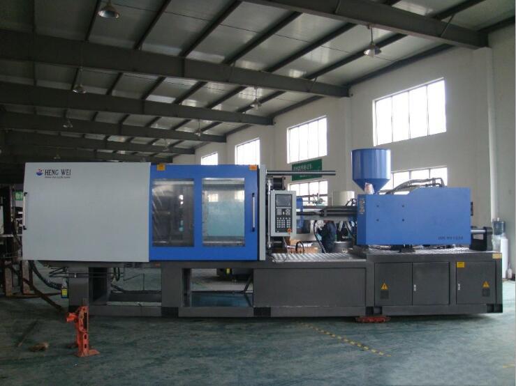 Máy ép nhựa  The supply of HWS258 servo injection molding machine handsway