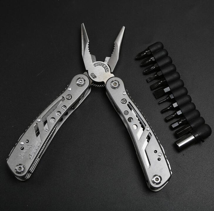 Con lăn Multi-function knife clamp whole network hot models of high-quality steel knife pliers outdo