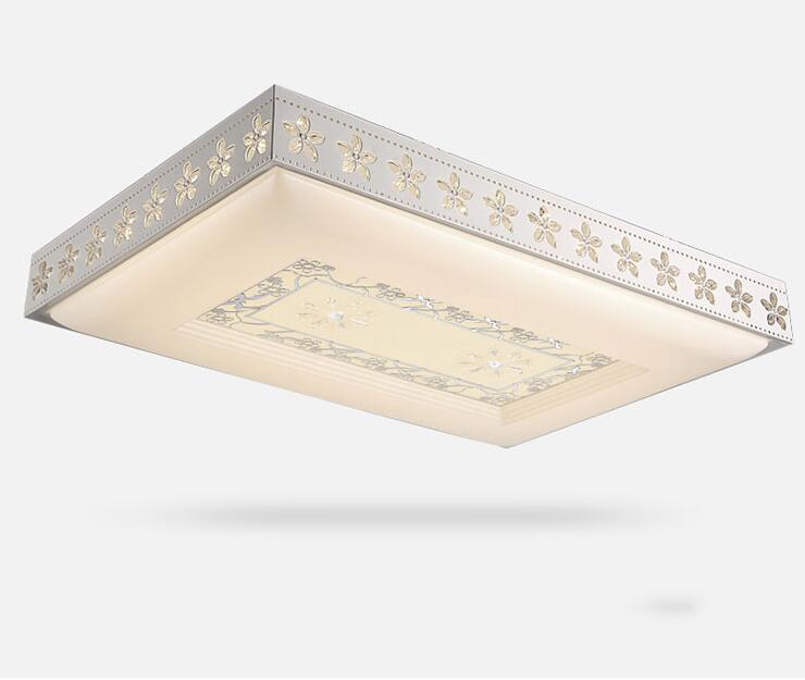 vỏ chụp đèn trần Round led ceiling bedroom lamp cozy atmosphere minimalist living room chandelier re