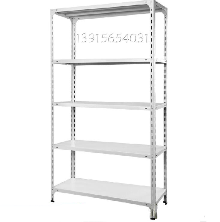 Kệ hàng    1.8 m 5 layers of white metal angle steel shelves factory direct Suzhou