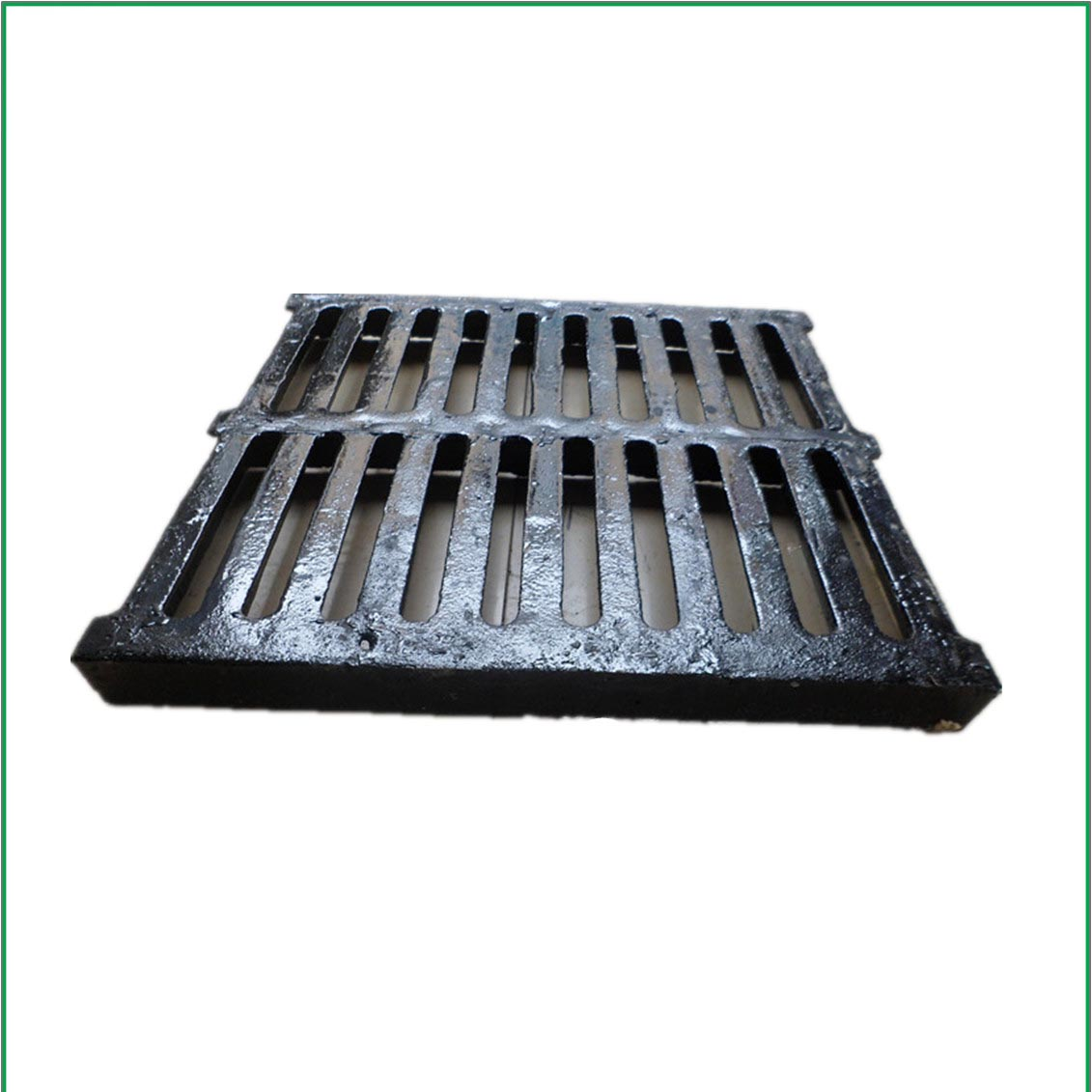 Nodular cast iron manhole sewer grate ditch cover rain drain ditch cover kitchen trench cover 500*50