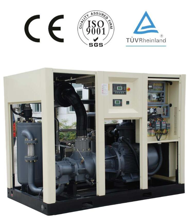 Máy nén khí  20 horsepower 8 kg inverter direct screw air compressor 15KW German air compressor fac