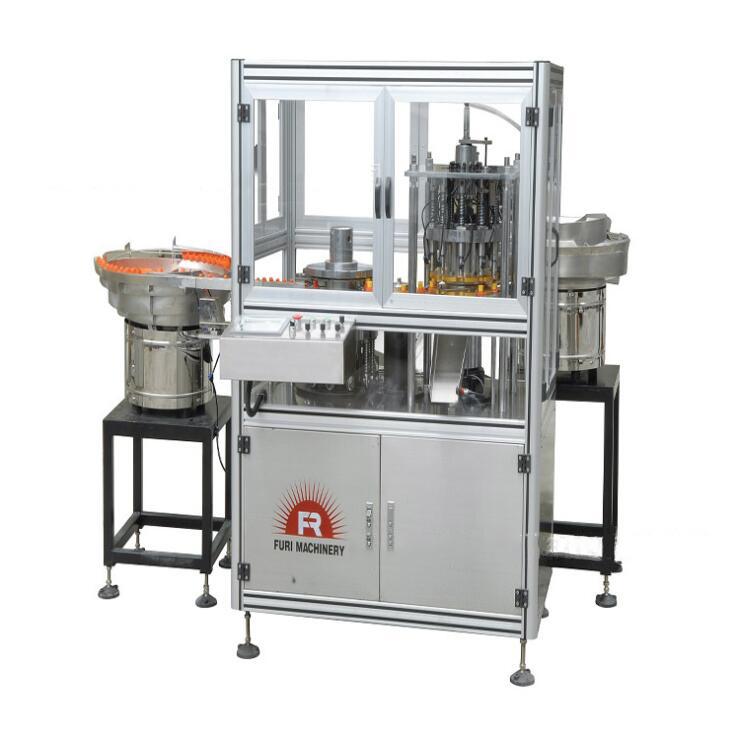 Máy ép nhựa  Domestic export bottle cap assembly machine bottle cap mold injection molding machine
