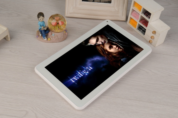 New Listing 9 inch tablet Actions quad-core 16G HD 4.4 system factory outlets