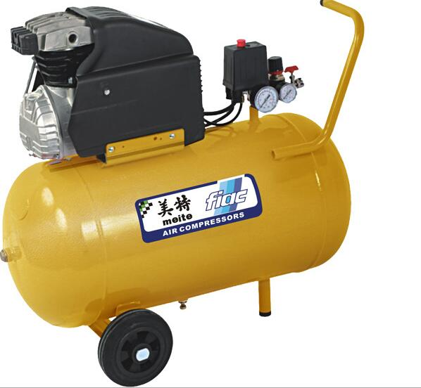 Máy nén khí  Emmett GM244-50 direct type air compressor air compressor mute 50L capacity medium air