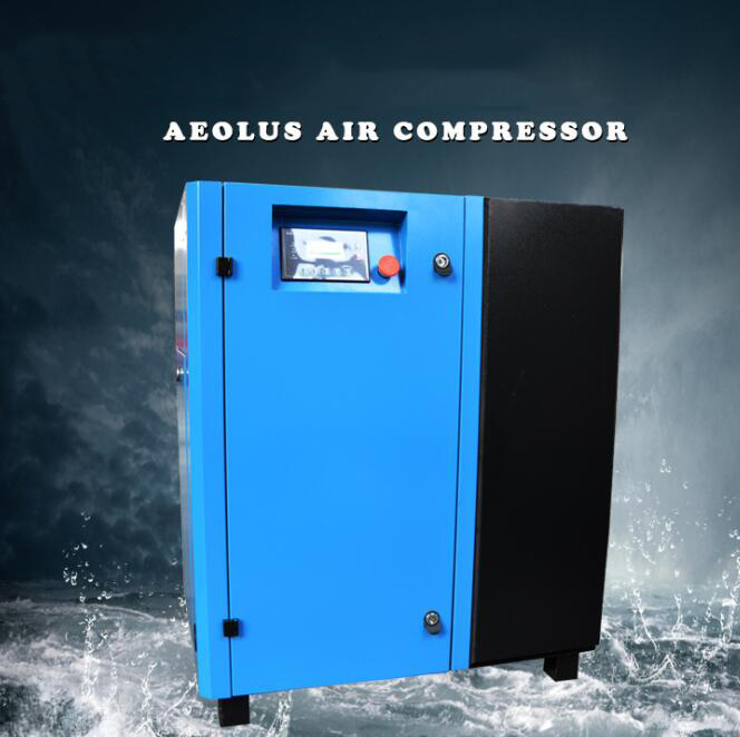 Máy nén khí  Belt screw type air compressor air compressor 11kw15 horsepower 1.6 cubic meters with