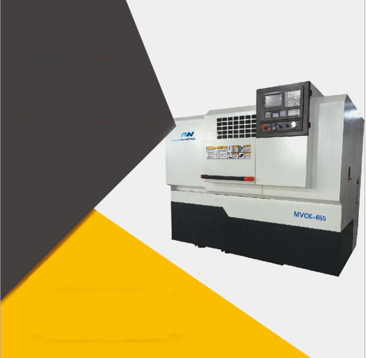 Horizontal disc-type heavy cutting high quality CNC lathe CNC lathe 6140 Lathes category