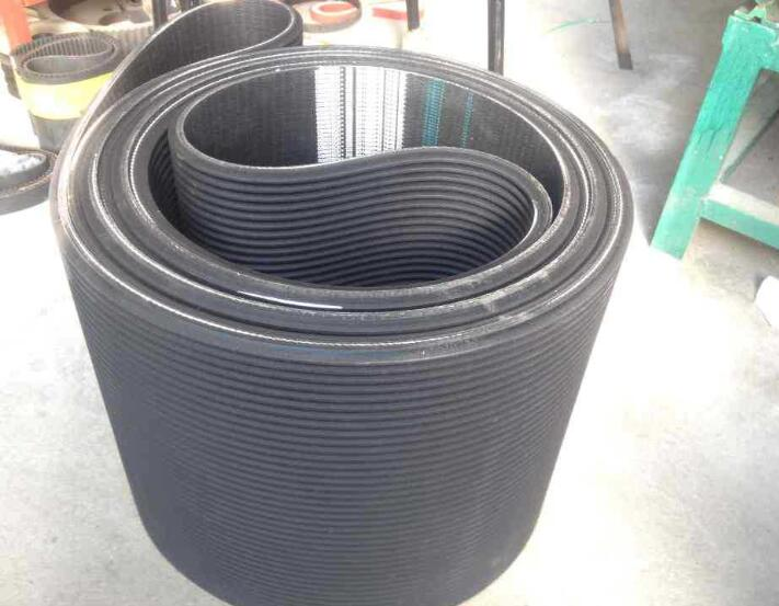 Qingdao Feiya agents imported German horse brand industrial belts - multi-groove belt, ribbed belt 4