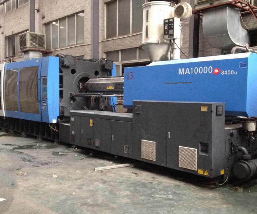 Máy ép nhựa  Large supply of second-hand injection molding machine, 450T Haitian Chun