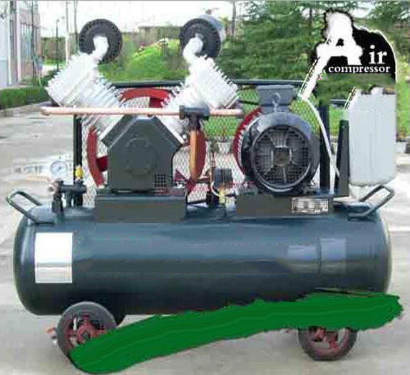 Oil free air compressor VW-2.4/30- II (oil free air compressor)