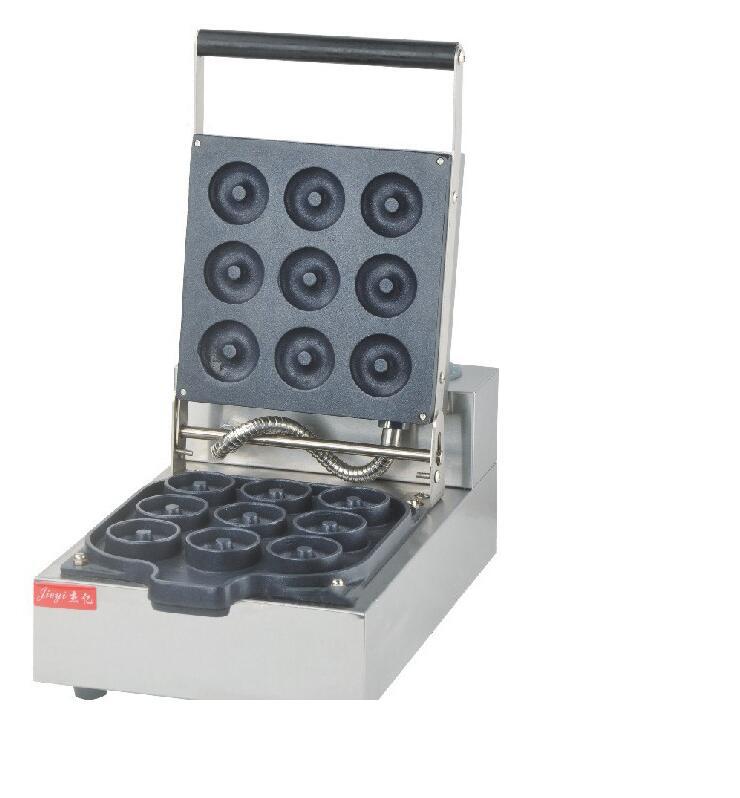 Thiết bị lập nghiệp  Large supply of crispy donut machine FYX-4A quality circle crispy cake machine