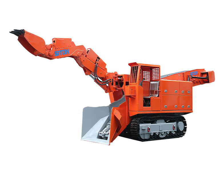 Máy đào đất Jiangxi Xin Tong ZWY-80/45L mine used to grill the factory direct