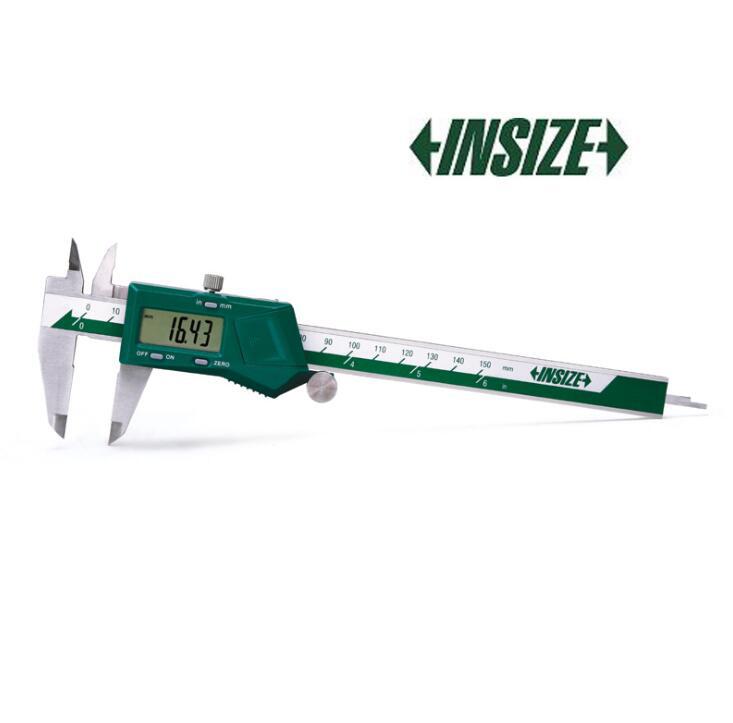 Thước kẹp điện tử   The British insize caliper 0-150/0-200/0-300 electronic vernier caliper 1108