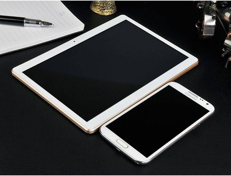 The new factory can be called dual SIM card 9.7 inch Tablet PC navigation 4g call a generation of fa