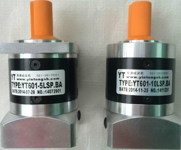 Máy giảm tốc  Yin Tong PF60-10 precision planetary gear reducer 400W servo motor precision gear box