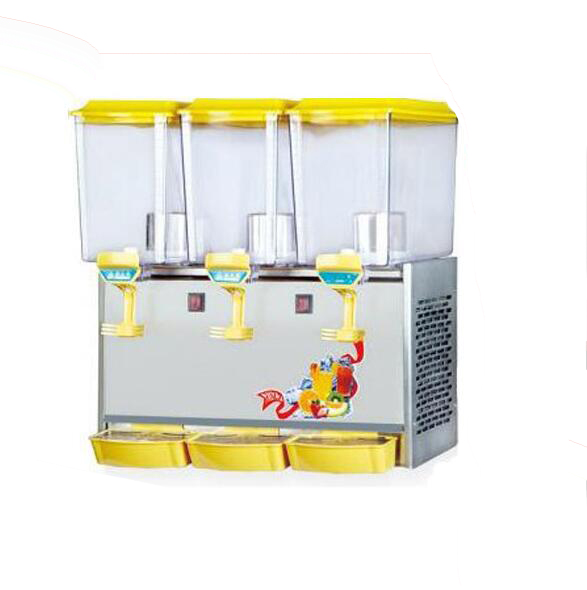 Wholesale Li Song of Ice music for commercial juice machine PL-351TM (17 * 3) three-cylinder hot and