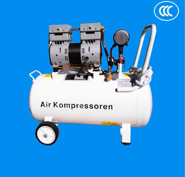 Máy nén khí  [Special] Ken Norman compressor air compressor laboratory mute oil free compressor man