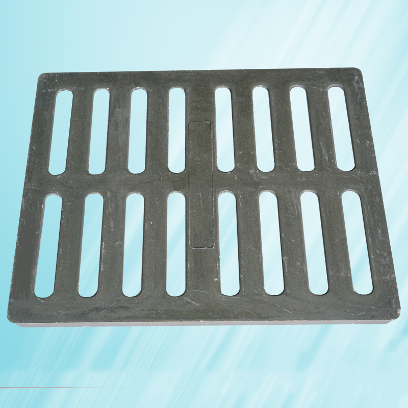 Nắp cống   omposite resin manhole drain cover kitchen sewer trench cover ditch cover 400*500*30