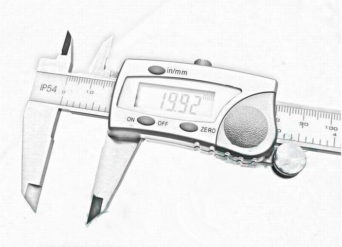 Thước kẹp điện tử Tema waterproof electronic digital caliper, digital caliper TERMA 0-150