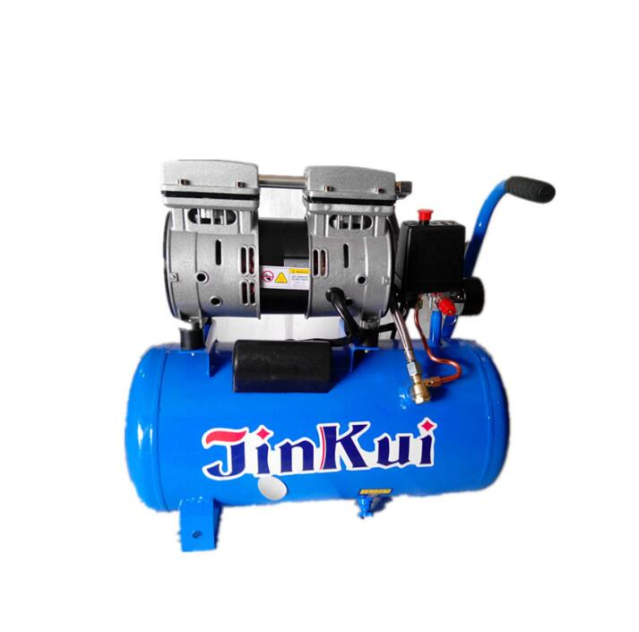 18L air compressor without oil silent air compressor series JK550W ultra quiet air compressor