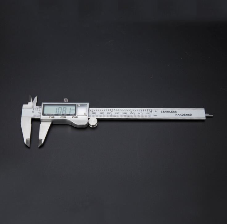 Thước kẹp điện tử    SYNTEK electronic digital caliper caliper gauge stainless steel 0-150/200/300mm