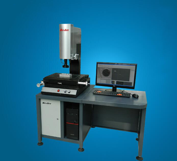 Dung cụ quang học  Direct automatic image measuring instrument secondary yuan 2.5D imager projection