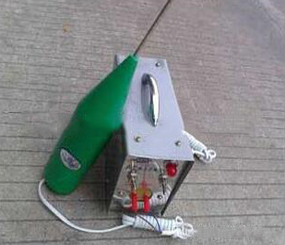 Dụng cụ chuyên dùng  Supply of A type electric spark detector energy saving lamp vacuum test spark