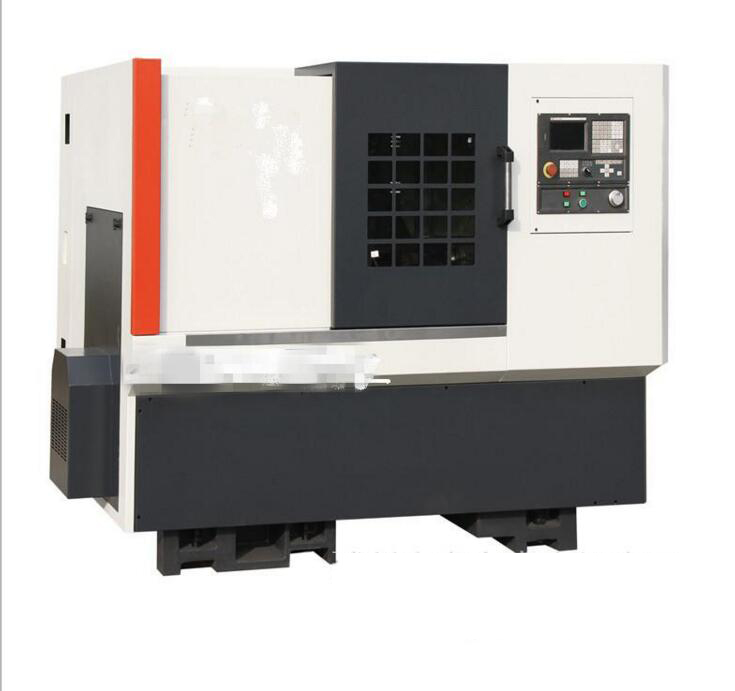 Máy tiện CNC  Manufacturers supply high-precision CNC lathe slant bed TCK 6350 track and thoughtful