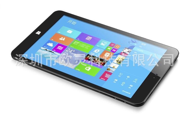 Máy tính bảng- Laptop Intel win10 8 inch Tablet PC Intel Quad Core Z3735F / G Andrews dual system a