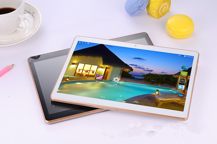 Máy tính bảng- Laptop   Support on behalf of customizable 10-inch quad-core tablet IPS conversation