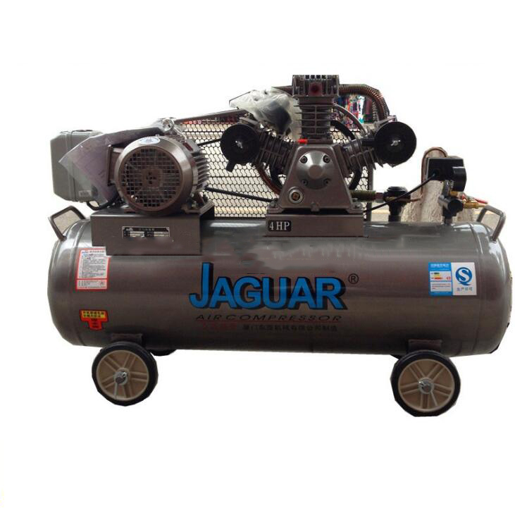 Taiwan Jaguar /3KW kW piston type air compressor ET-65/4HP