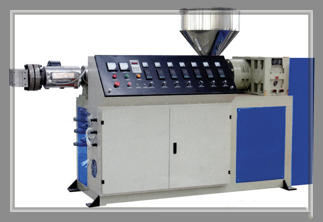 Máy ép nhựa Zhangjiagang Futian Machinery manufacturer Bulk supply of PVC plastic extruder screw ext